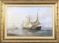 le retour des pêcheurs by hendrik vader