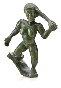 nude woman by novoalia alariaq
