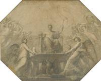 l'apothéose de napoléon by andrea appiani