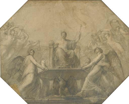 lapothéose de napoléon by andrea appiani
