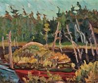 jackson island, temagami iii by naomi jackson groves