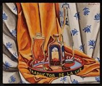 ...traductor de la luz, pan y carne, carne (3 works) by luis argudín