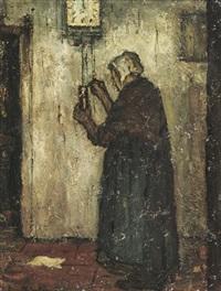 winding the clock by suze bisschop-robertson