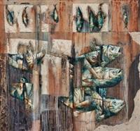 abstraksi ikan by gusti agung mangu putra