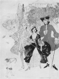 cupid's intervention by dorothy carleton smyth