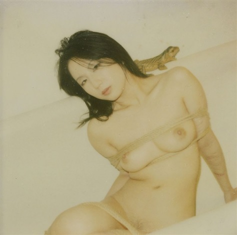 sans titre by nobuyoshi araki