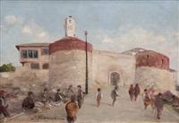 bazaar by sadik göktuna