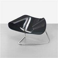 ribbon chair, model cl9 by franca stagi and cesare leonardi