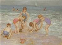 building sandcastles by alfred john billinghurst