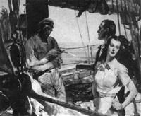 danger at sea by leland gustavson