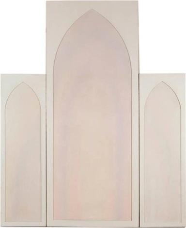 lichtkathedralen triptych by jef verheyen