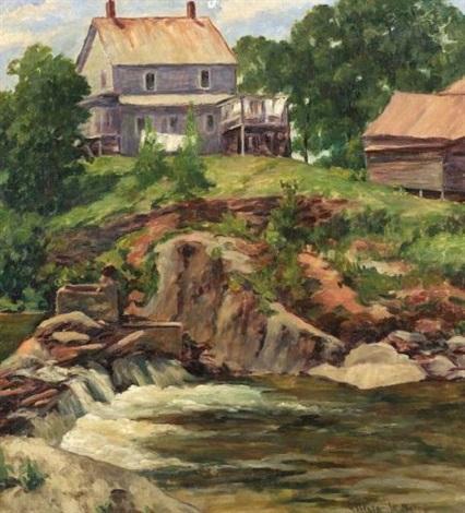 summer cottage by georgia w. balch
