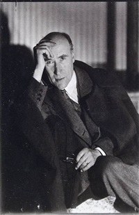 andré gide, novelist and critic by berenice abott