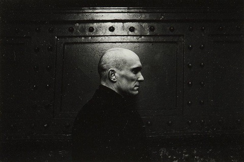 robert duval by duane michals