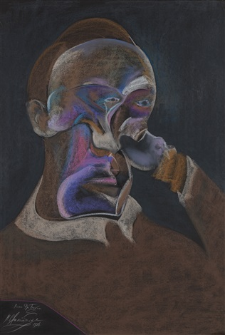 after francis bacon by mihail chemiakin on artnet