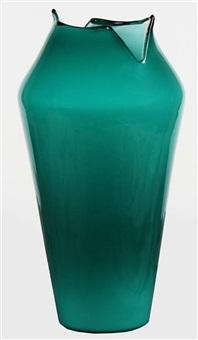 vaso verde by toni zuccheri