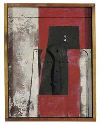 ceremonial object (no. 294) by marcelo bonevardi