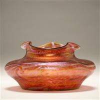 vase by lino tagliapietra and maria grazia angelin