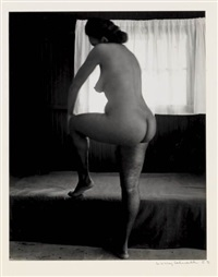 nude, monterey, california (shirli?) by larry colwell
