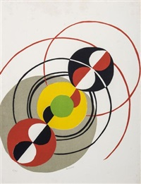 contrepoint by sonia delaunay-terk