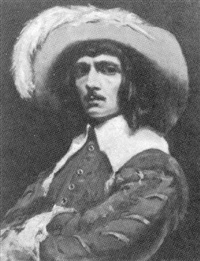 cavalier by olympia gandolfi