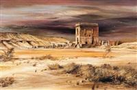 richman's plant, moonta mines by kenneth william david jack