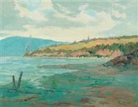 village by the water by paul barnard earle