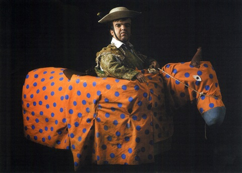 untitled from series happily ever after bullfighter by carlos aires