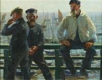 námořníci by friedrich klein-chevalier