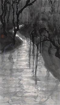 山水有清音 (stream) by jia yundi