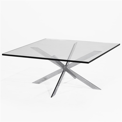 coffee table by pace manufacturing co