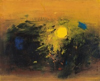 abstract by cheong soo pieng