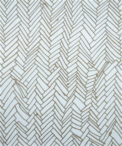 herringbone floor by rachel whiteread