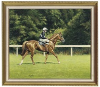 steve cauthen on lanfranco by roy miller