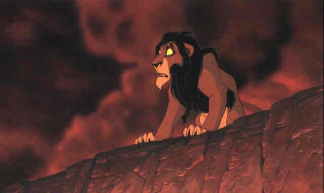 The Lion King Scar By Walt Disney Studios On Artnet