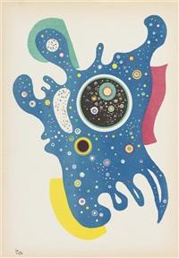 stars by wassily kandinsky