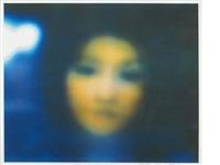 untitled (connie chung) (from untitled newswomen) by robert heinecken