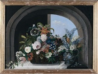 fiori by ambrosius bosschaert the younger