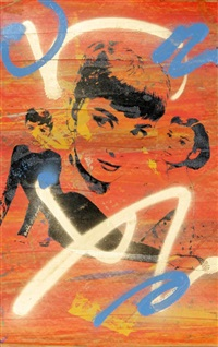 audrey hepburn by bobby hill