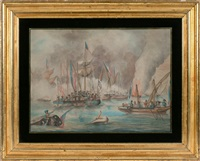 the battle of lake erie by g. watson