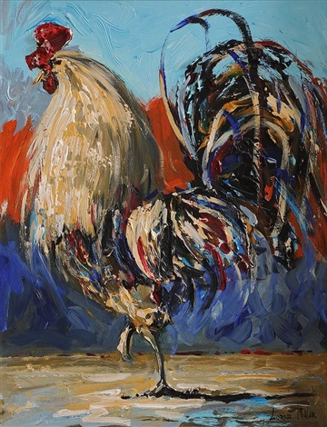 cockeral by lorna millar