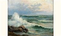 bord de mer by kostantine weschiloff alexandrovich