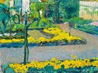 blumengarten by cuno amiet