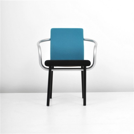 mandarin arm chair by ettore sottsass