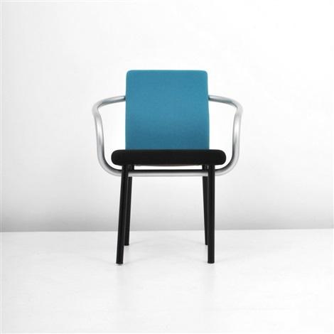 mandarin arm chair by ettore sottsass