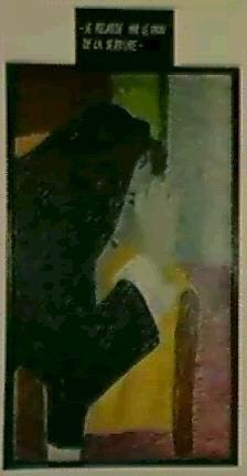 les saynetes comiques la baiser cache 1974 by christian boltanski