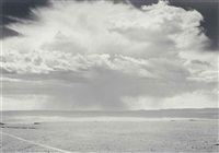 cloud, la bajada, new mexico by william clift