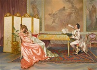 the recital by vittorio reggianini