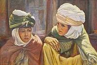 femmes algériennes by louis granata