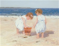 toddlers at play by sally swatland
